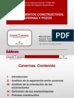 1. Maria Boisan - Ppt_t&M_cavernas y Pozos