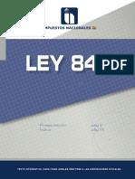 LEY 843_v1.0 COMPENDIO 30.04.2014