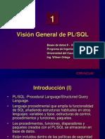 1. Fundamentos PLSQL