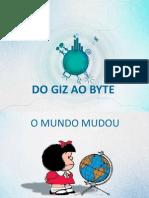 Apresentacao - Gestao Escolar - Agnes Bezerra