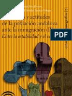 Opiniones Actitudes Poblacion Andaluza Ante Inmigracion II