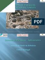Sistema de Paraguas Tuneles & Minning 2014 D
