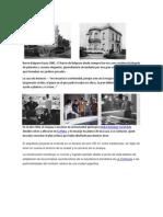 Barrio Belgrano Hacia 1900