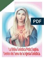 Moya Martinez Fernando - Libro La Biblia Gnostica Pistis Sophia