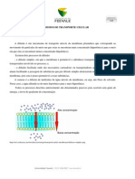2. Mecanismos Transporte Celular