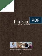 Harven 2015 Brochure