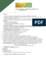 1º Encontro de Formação Professores - PNAIC 2014