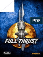 Full Thrust Light rules