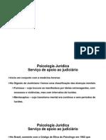 Psicologia Jurídica Aula 22042014