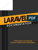 Laravel 4 Official Documentation
