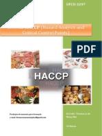 UFCD 3297 Sistema HACCP Índice