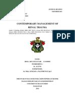 Contemporary Management of Renal Trauma