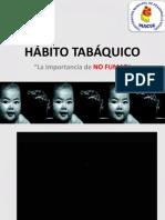 HABITO TABAQUICO
