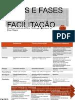 Tipos e Fases de Facilitação Psicologia Comunitária