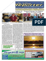The Village Reporter - September 24th, 2014