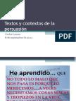 Textos y Contextos de La Persuasión (2)