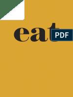 Eat by Nigel Slater - Recipes