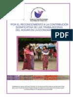 Informe Trabajadora Del Hogar Tapachula