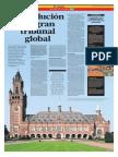 La Evolución Del Gran Tribunal Global