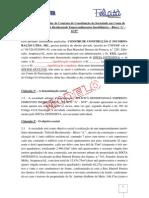 # FELICITÀ - Modelo Do Contrato Social