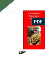 Cuatro Ac3b1os de Gobierno de Hitler (1)