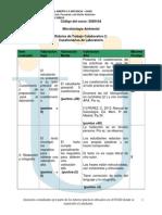 358010 Rubrica Microbiologia Ambiental 2014