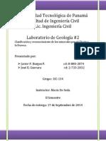 Clasificación de minerales por la dureza y el clivaje.docx