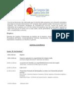 Programa Academico - SALA CARIBE 2014