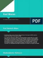 Karl Marxs