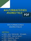 12 MALFORMACIONES ANORECTALES