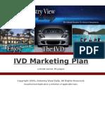 IVD Marketing Plan
