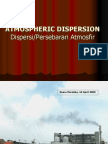 Limbah3 Atmospheric Dispersion