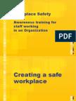 Workplace Safety Powerpoint Presentation