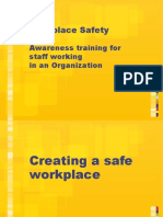 Workplace Safety Powerpoint Presentation