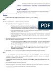 Internal Tables - Comp1 Comp2
