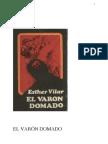 Esther Vilar El Varon Domado