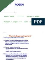 Hydroen Production