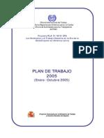 p Trabajo 2005