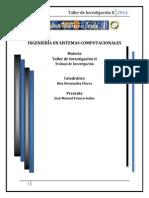 A)Estructura Un Protocolo