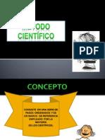 1.3. Metodo Científico