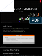 Adobe New Creatives Report