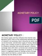 monetarypolicyppt-110803111239-phpapp01