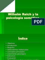 Wilhelm Reich y La Psicologia Somatica