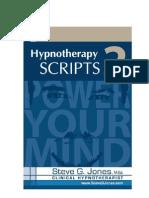 (eBook) - Steve G Jones Hypnotherapy Scripts 2