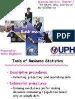 statistika bisnis chapter 1