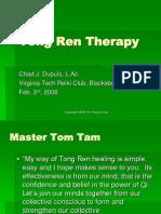 Tong Rens Terapy