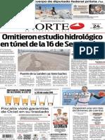 Periódico Norte edición del día 24 de septiembre de 2014