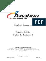 B1-5a Digital Techniques Part 1