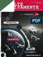 Revista de unelte si echipamente ~ Octombrie 2009