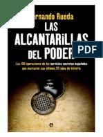 Las Alcantarillas Del Poder - Fernando Rueda